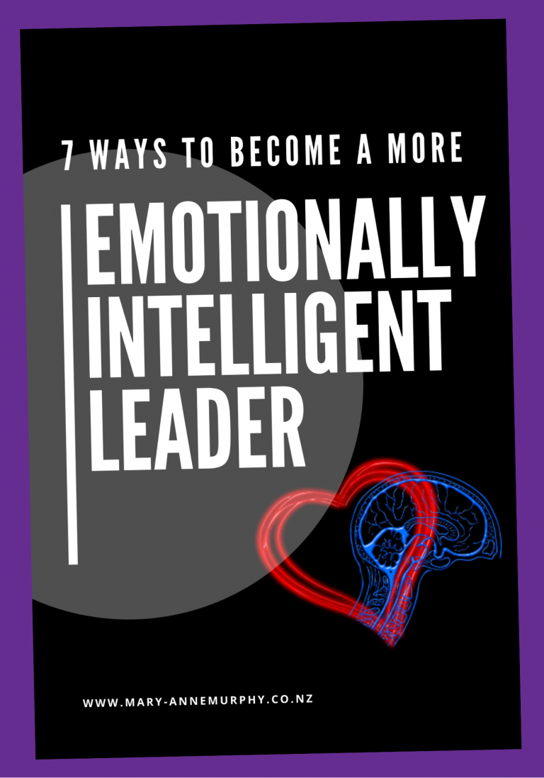 7 ways to become a more Emotionally Intelligent Leader Download
