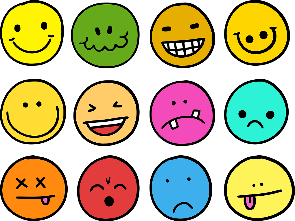 Blog post - There are no 'bad' emotions.